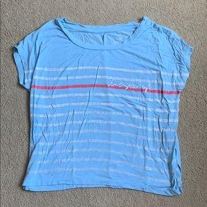 Light blue American eagle T-shirt